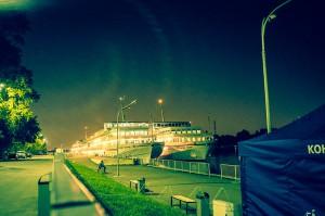 Из серии «Кислотное». Москва, Северный речной порт, сентябрь 2014
