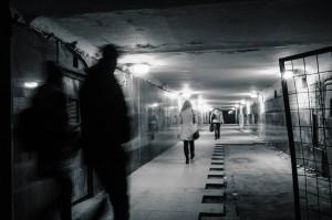 ПЕРЕХОД ©Александр Олевский