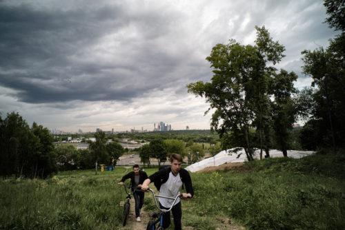 Крылатские холмы ©Александр Олевский